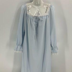 Victoria's secret 100% cotton granny gown M